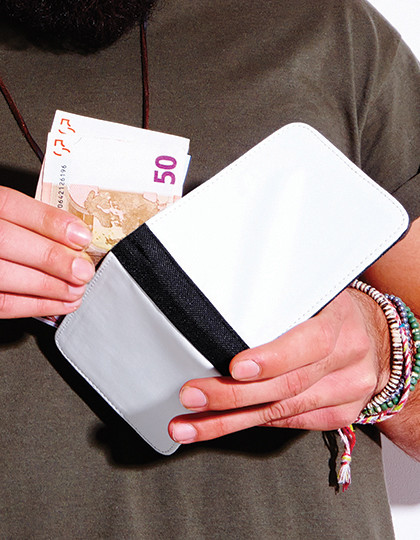 Sublimation Wallet BagBase BG940 - Akcesoria