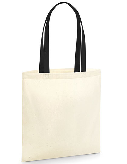EarthAware™ Organic Bag for Life - Contrast Handles Westford Mill W801C - Torby na zakupy