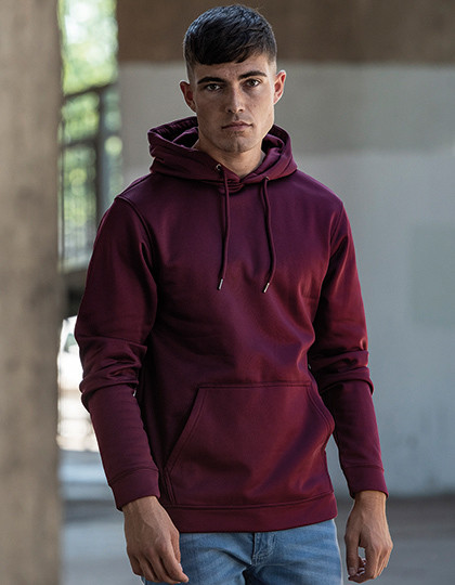 Sports Polyester Hoodie Just Hoods JH006