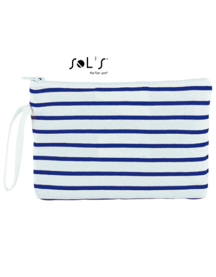 Striped Jersey Case Aurora SOL´S Bags 02086