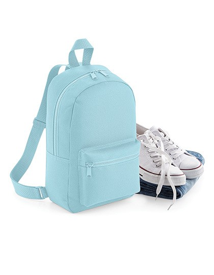 Mini Essential Fashion Backpack BagBase BG153 - Plecaki