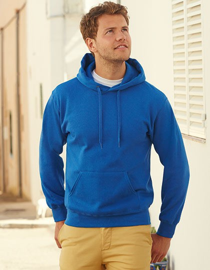 Bluza Premium Hooded Sweat Fruit of the Loom 62-152-0