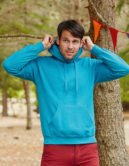 Bluza - Classic  Hooded Sweat Fruit of the Loom 62-208-0
