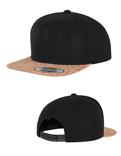 Cork Snapback FLEXFIT 6089CO - Czapki