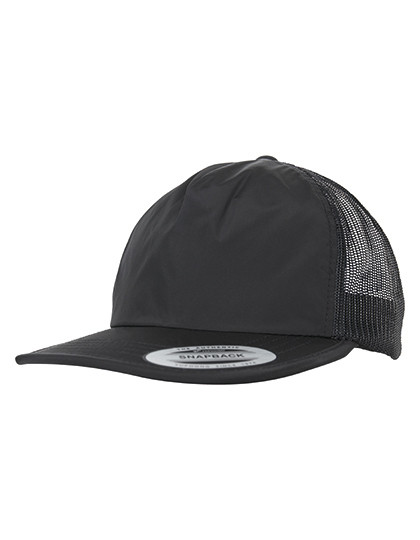 Unstructured Soft Visor Trucker Snapback FLEXFIT 6504 - Snapbacki