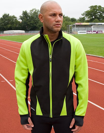 Mens Freedom Softshell Jacket SPIRO S256M