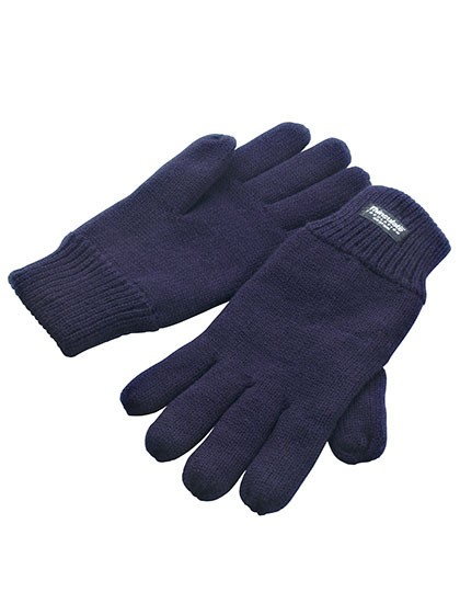 Junior Classic Thinsulate Gloves Result Winter Essentials R147J - Rękawiczki