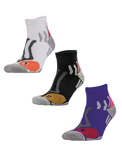 Technical Compression Sports Socks SPIRO S294X - Bielizna reklamowa pod nadruk