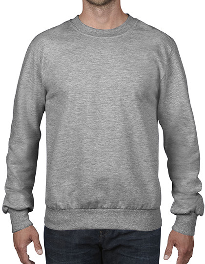 Bluza męska Crewneck French Terry Anvil 72000