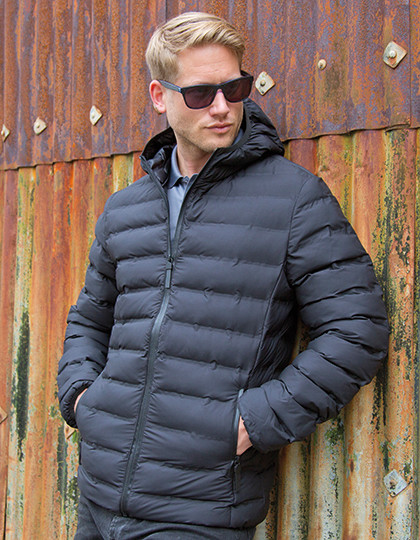 Ultrasonic Hooded Coat Result R407X - Zimowe