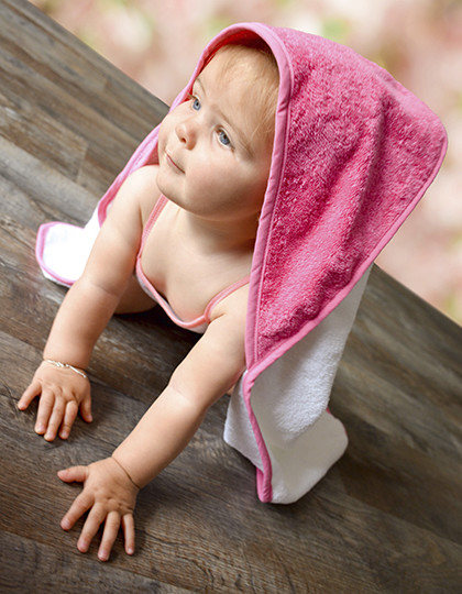 Baby Hooded Towel A&R 032.50 - Szlafroki