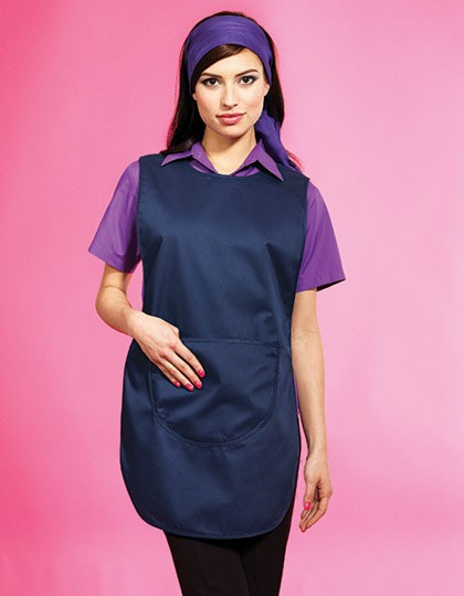Damski Long Pocket Tabard Premier Workwear PR172